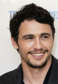 James Franco definitely cute and adorable!