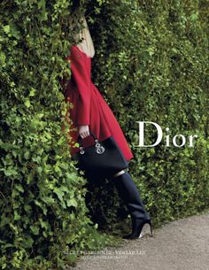 Daria Strokous, Fei Fei Sun, Katlin Aas by Inez van Lamsweerde & Vinoodh Matadin for Dior Secret Garden 3 2014