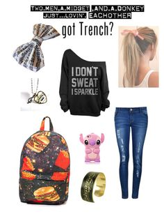 """""""Marianas Trench Concert! <3"""" by emmaweebler ❤ liked on Polyvore featuring Phenix, Music Notes, O-Mighty and Disney"""