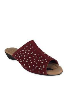 J Rene233 Red Stellen Slide Shoe