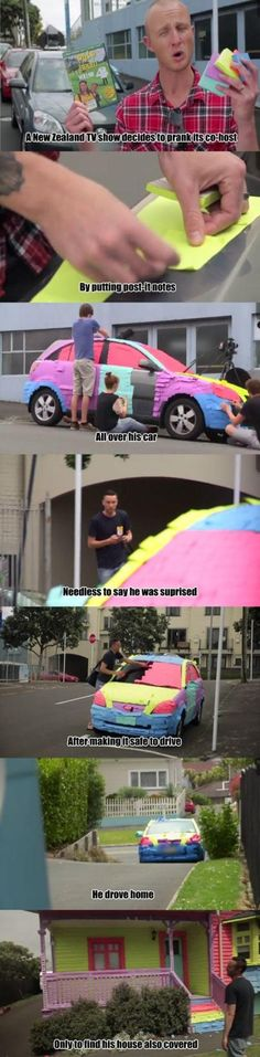 Just When You Think This Prank Can't Get Any Better, This Happens... -   Misc