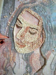 2012-2013 Dönemi Ayça Bumin Mozaik Kursu Kursiyer Mozaiği by mozaikci, via Flickr