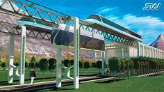 SkyWay: new growth points of Russian economy