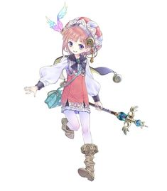 Atelier Meruru: The Apprentice of Arland.