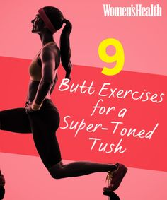9 Butt Exercises.