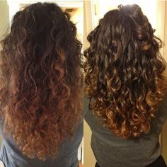 Cut by Deva trained stylist and DevaCurl Light Defining Gel was the product used. Pinned from NaturallyCurly.com on Facebook.