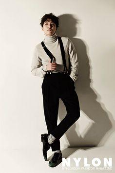 Lee Hong Ki Talks About His Solo Album With Fashion Magazine Nylon Ft Island, Korean Wave, Korean Men, Gwangju, L Kpop, Hong Ki, K Pop Star, Korean Entertainment, Korean Bands