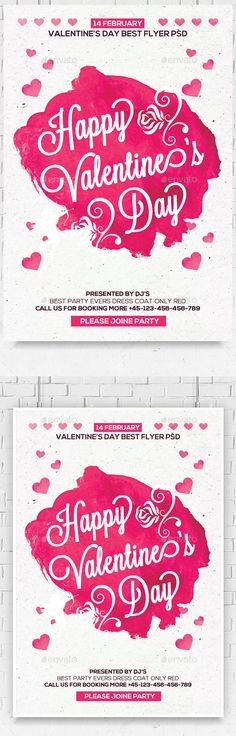 ValentineS Day Gift Card  Coupon Template  Template Coupons