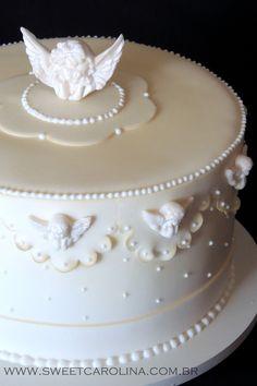 "Batizado - Sweet Carolina ""The Art of Cake"""