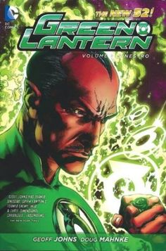Geoff Johns – Green Lantern Vol. 1: Sinestro  #comics