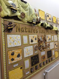 """""""EYFS published learning for this half term Reggio Classroom, New Classroom, Classroom Setting, Classroom Decor, Classroom Displays Eyfs, Preschool Displays, French Classroom, Primary Classroom, Minibeasts Eyfs"""
