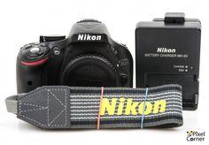 Nikon D5200 24.1MP Digital camera body DSLR 9437 Actuations 4544071 Nikon Battery, Used Cameras, Nikon D5200, Digital Camera, Charger, Bags, Handbags, Digital Cameras, Totes