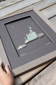 Pebble Art of Nova Scotia, by Sharon Nowlan