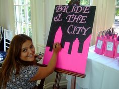 Sex in the City Bridal shower ideas | Re: WR: Bridal Shower Themes?? @Amber Spraker