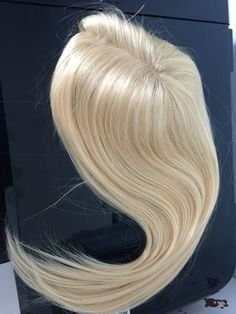 Mayu European Rooted Brown Blonde Human Hair Wig Toppers Clip On Top Hairpieces For Thinning Hair Thin Blonde Hair, Brown To Blonde, 100 Human Hair, Human Hair Wigs, Bombshell Hair, Hair Toppers, Half Wigs, Womens Wigs, Hair Colour