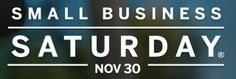 FREE $25 American Express Statement Credit on Small Businesses Saturday – 11/30/2013