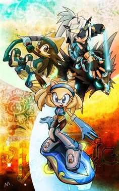 TM-Flight higher by Maria The Hedgehog, Sonic The Hedgehog, Hedgehog Art, Shadow The Hedgehog, Sonic Free Riders, Sonic Dash, Character Art, Character Design, Tmnt Girls