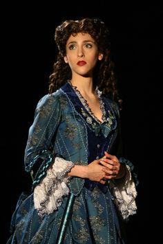 Marni Raab as Christine in the Broadway production of The Phantom of the Opera. Phantom Of The Opera, Broadway Costumes, Movie Costumes, Feminist Icons, Fantasy Gowns, Dress Skirt, Elegant, Dresses, Gothic Fashion