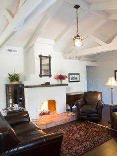 Adobe on Green Street Living Room (Santa Cruz, CA)