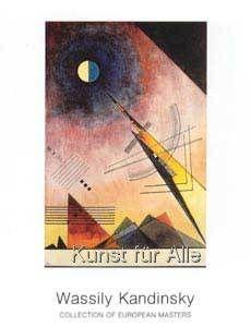 Wassily Kandinsky - Hinauf