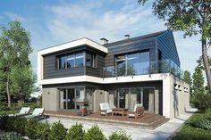 projekt GL-1126 New House II BBA2090