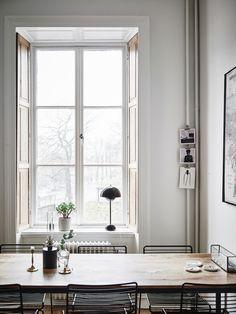 An interior is the natural projection of the soul. — Du bois, du noir, du nordique