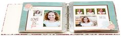 Switch up albums by scrapbooking layouts by theme rather than chronological order! #scrapbooking #layoutinspiration