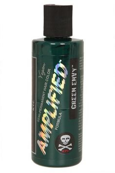 Manic Panic Amplified Semi-Permanent Green Envy Hair Dye >>> Details can be found by clicking on the image.