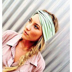 Jersey Twist Turban