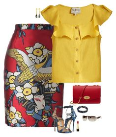 Simply fab by julietajj on Polyvore featuring polyvore fashion style Sea, New York Dsquared2 Mulberry Gurhan Gucci Dolce&Gabbana clothing