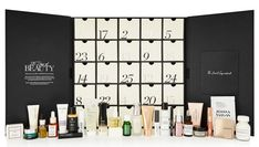 Christmas beauty advent calendar gift guide: Palm Beach, Clinique and Body Shop