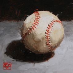 Verlander Pieces..., painting by artist David Boyd, Jr