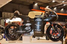 Bridgestone hosted Sarolea's electric superbike