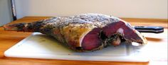 Meat Week: How to Cure Venison Prosciutto   Field & Stream