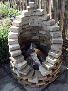 Beautiful building a patio fire pit on concrete to inspire you