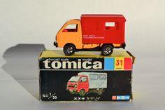 Tomica - 31 Suzuki Carry