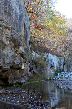 Ledges State Park, Boone, Iowa.  Iowa isn't completely flat, you know.