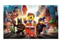 Amazon.com: Lego Movie Image Photo Cake Topper Sheet Birthday Party - 1/4 Sheet - $8.50 plus shipping