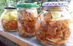 Pickles, Cucumber, Mason Jars, Canning, Food, Red Peppers, Essen, Mason Jar, Meals