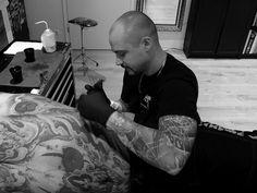 Devils Hand - Tattoo Studio Braunschweig