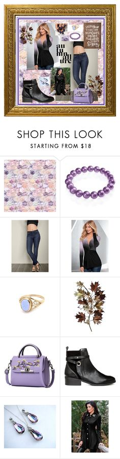 """""""Wonderful Autumn"""" by aurorasblueheaven ❤ liked on Polyvore featuring Bling Jewelry, Venus, C. Jeré and Sincere Surroundings"""