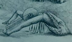 Roland Topor Statues, Labors Of Hercules, Strange Beasts, Section Drawing, Macabre Art, Weird Art, Cool Artwork, Les Oeuvres, Illustration