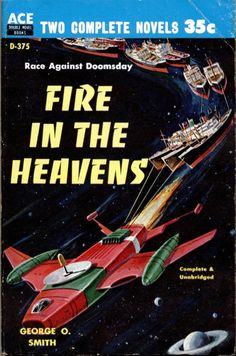 Fire In The Heavens - are these space-ships?!
