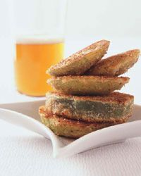 Fried Green Tomatoes // More Southern Comfort Recipes: http://www.foodandwine.com/slideshows/southern-recipes #foodandwine