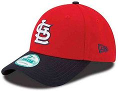 New Era MLB The League 2Tone 9FORTY Adjustable Cap - St. Louis Cardinals, One Size  http://allstarsportsfan.com/product/new-era-mlb-the-league-2tone-9forty-adjustable-cap/?attribute_pa_teamname=st-louis-cardinals&attribute_pa_size=one-size  100% polyester Team Primary color on crown Team Secondary color on visor