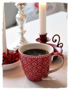 Havets Sus, Coffee, Coffeetime, Coffeecup, Christmas, 2014