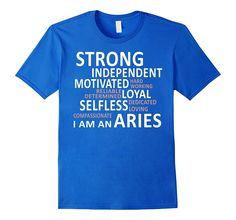 I Am An Aries Zodiac T-Shirts Special Horoscope Gifts