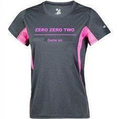 The Zero-Zero-Two, Game On Women's Shirt is the ultimate shirt for a female pickleball player. It features a saying that only a pickleballer will understand- the start of your favorite game – pickleba