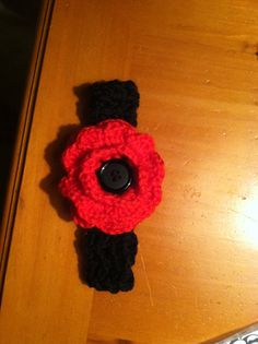 Baby Headband with removable flower...