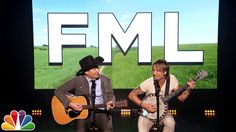 FML Country Singers with Keith Urban & Jimmy Fallon